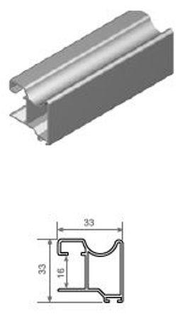 Guias y armarios sistemas armarios y complementos puertas correderas apoyadas herrajes para - Sistemas puertas correderas armarios ...