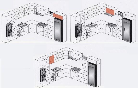 Cocina y ba o modulos y acabados modulos kit cocina for Modulos para cocina