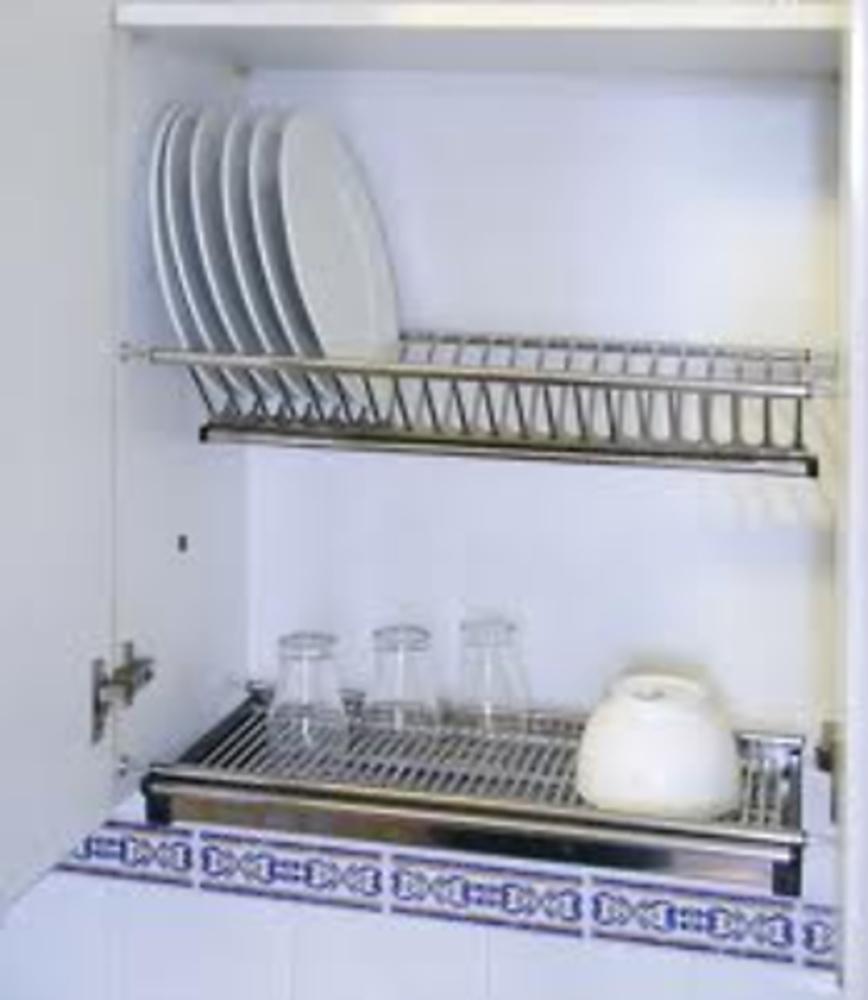 Escurreplatos Y Vasos Acero Inox Ecow Cocina Y Ba O