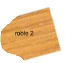 CANTO MELAMINA 22MM TIRA DE 5 METROS ROBLE 2 CLARO 22MM SIN COLA 5 METROS ROBLE 2 CLARO 19MM ADHESIVO 5 METROS