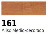CERAS BLANDAS 161 R-161 ALISO MEDIO DECORADO 1 UNIDAD