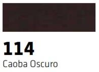CERAS BLANDAS 114 R-114 CAOBA OSCURO 10 UNIDADES