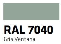 CERAS BLANDAS RAL 7040 R-7040 GRIS VENTANA 10 UNIDADES