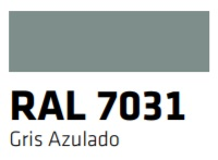 CERAS BLANDAS RAL 7031 R-7031 GRIS AZULADO 10 UNIDADES
