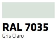 CERAS BLANDAS RAL 7035 R-7035 GRIS CLARO 10 UNIDADES