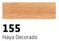 CERAS BLANDAS 155 R-155 HAYA DECORADO 10 UNIDADES