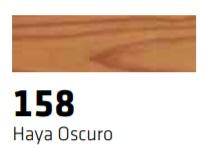 CERAS BLANDAS 158 R-158 HAYA OSCURO 1 UNIDAD