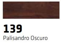 CERAS BLANDAS 139 R-139 PALISANDRO OSCURO 10 UNIDADES