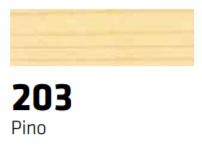 CERAS BLANDAS 203 R-203 PINO CLARO 10 UNIDADES