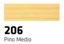 CERAS BLANDAS 206 R-206 PINO MEDIO 10 UNIDADES