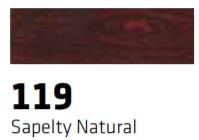CERAS BLANDAS 119 R-119 SAPELY NATURAL 1 UNIDAD