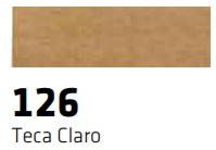 CERAS BLANDAS 126 R-126 TECA CLARO 10 UNIDADES