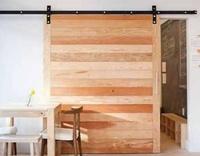 52.10 division guias aluminio puerta madera