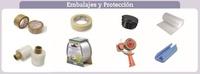 embalajes y proteccion mercancia