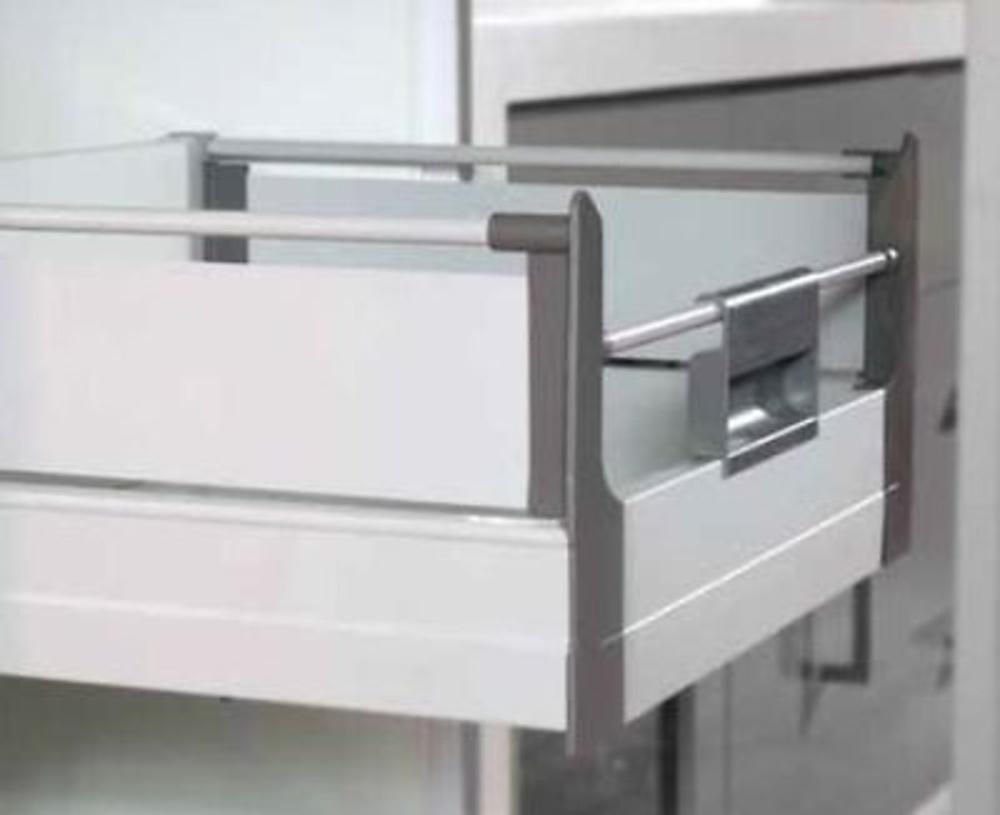 Guias para baldas extraibles carril guia reductor para for Guias para baldas