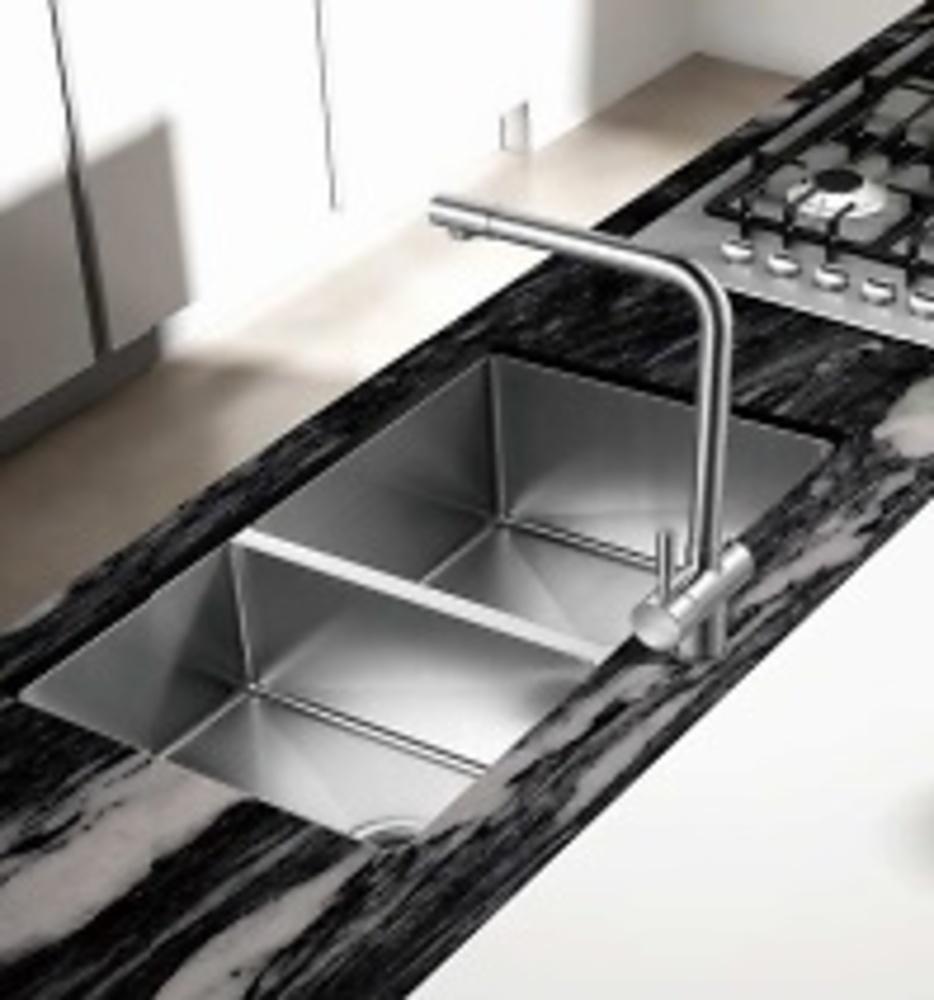 Fregadero acero inox toofast bajo encimera - Precios de fregaderos ...