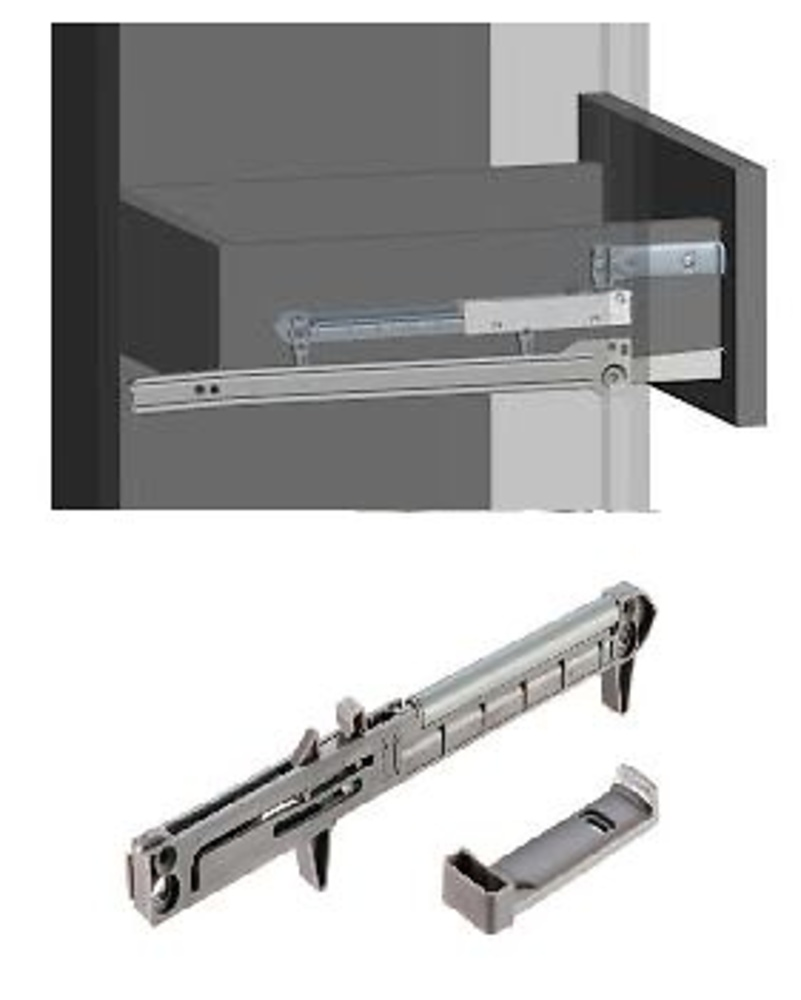 Freno cajon guia rodillo cajon madera cocina y ba o for Guia mecanica de cocina pdf