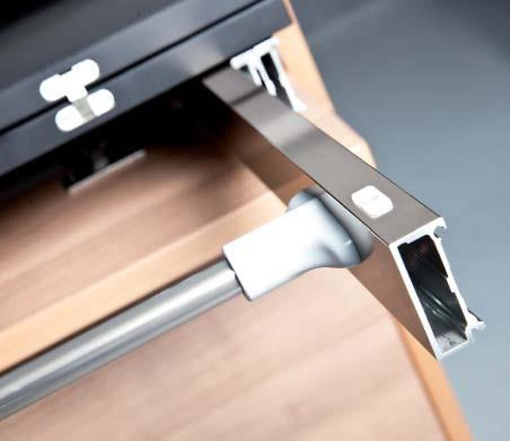 Mesa extraible lunch cocina y ba o interiorismo y - Mesa extraible cocina ...