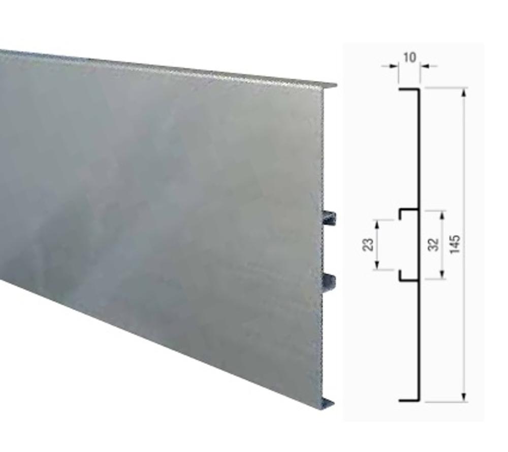 Zocalo aluminio cocina y ba o interiorismo y accesorios for Herrajes para toldos de aluminio
