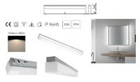 APLIQUE BAÑO STRATOS LED led 12 Y 16 w A 220 V