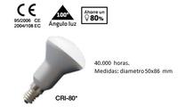 BOMBILLA REFLECTORA DIAMETRO 50 LED 220v E-14