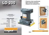 LIJADORA ORBITAL LO-200